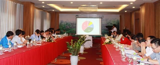 Hội thảo mô hình nông lâm kết hợp bền vững cho khu vực Tây Nguyên