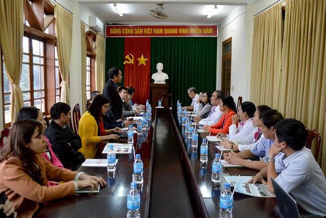 Trao đổi về đầu tư giữa hai tỉnh Đắk Lắk và Bến Tre