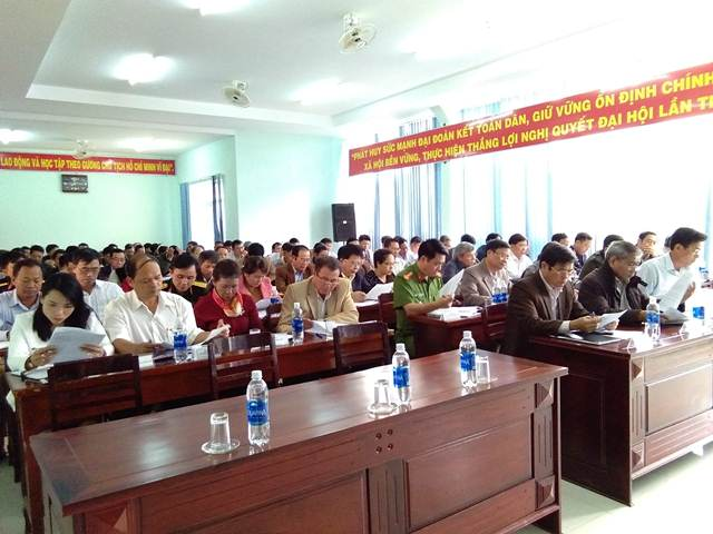 Huyện ủy Lắk tổ chức Hội nghị Ban Chấp hành lần thứ 11 (mở rộng)