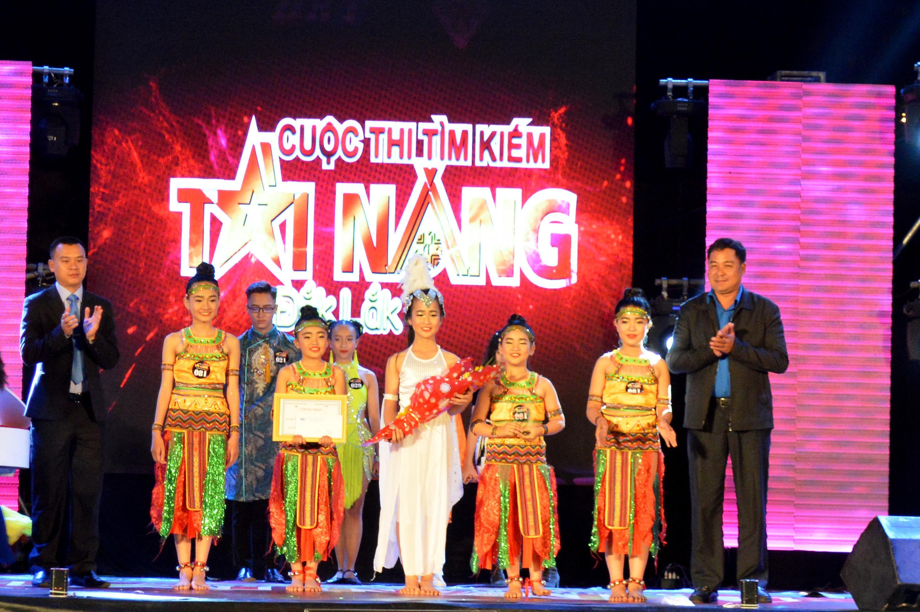 Chung kết cuộc thi Tìm kiếm tài năng tỉnh Đắk Lắk