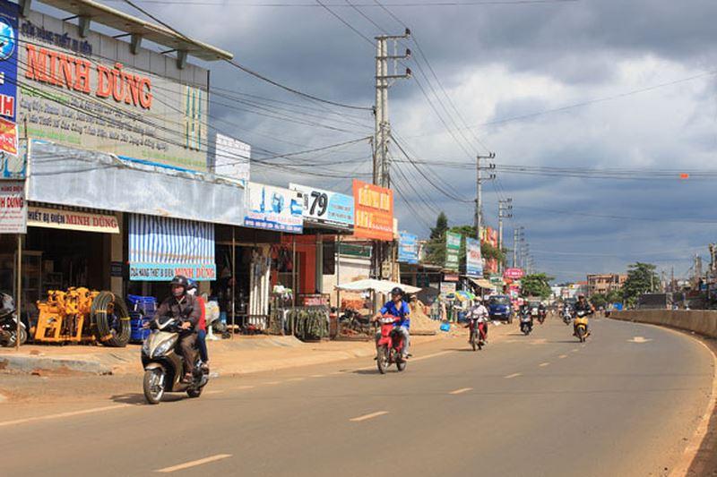 Phê duyệt Kế hoạch sử dụng đất năm 2018 tại huyện Krông Búk