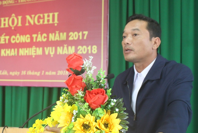 Sở Lao động, Thương binh và Xã hội triển khai nhiệm vụ năm 2018