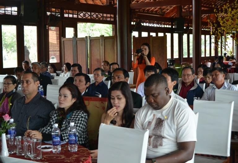 Báo cáo số liệu đầu tư của người Việt Nam ở nước ngoài tại tỉnh Đắk Lắk.
