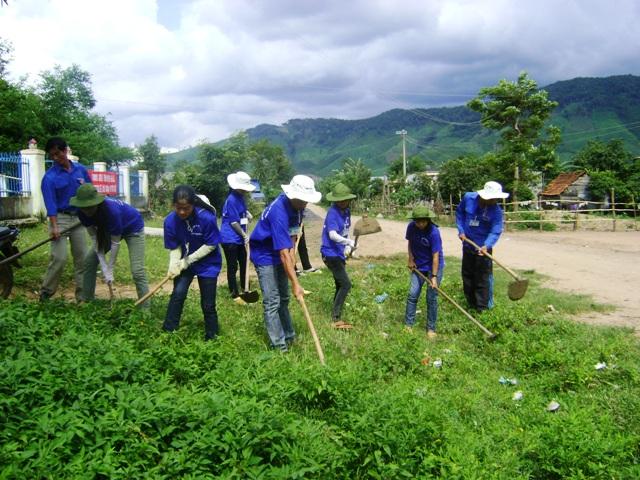 Báo cáo kết quả thực hiện Nghị quyết của Chính phủ về một số vấn đề cấp bách trong lĩnh vực bảo vệ môi trường.