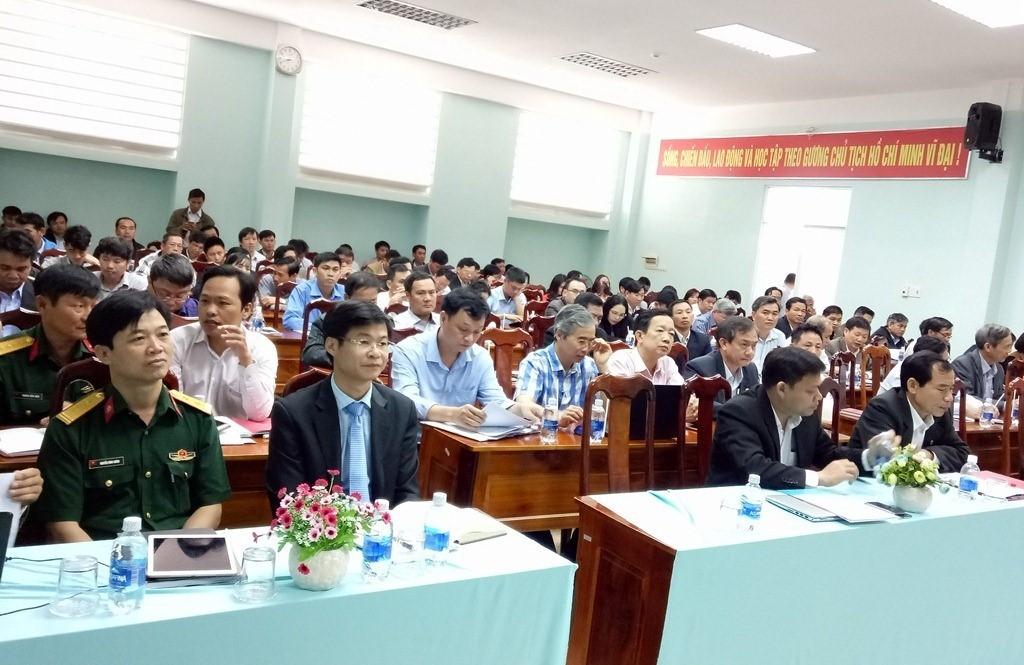 Hội nghị triển khai nhiệm vụ ứng dụng Công nghệ thông tin Chính phủ điện tử