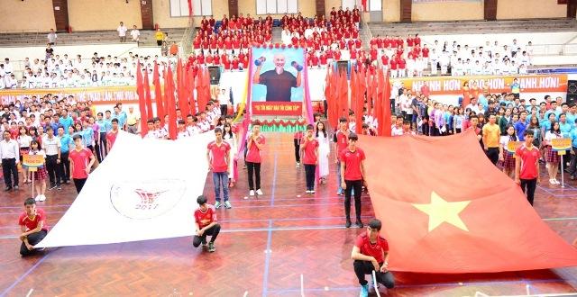 Kết quả tổ chức Đại hội Thể dục Thể thao các cấp tỉnh Đắk Lắk năm 2017 - 2018