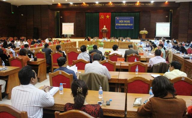 Hội nghị đối thoại doanh nghiệp 2017