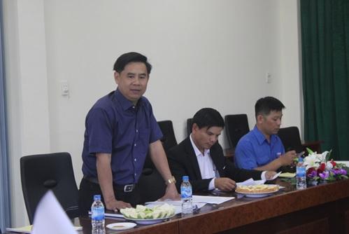Hội nghị giao ban Cụm thi đua số 1 UBND tỉnh Đắk Lắk