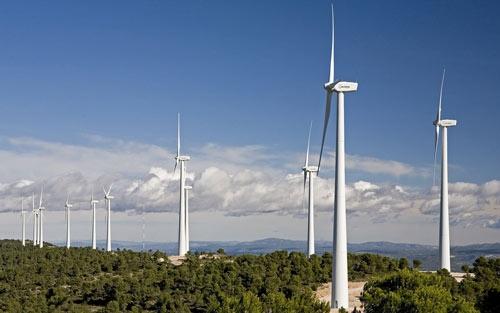Triển khai Quy hoạch phát triển điện gió tỉnh Đắk Lắk giai đoạn đến 2020, có xét đến năm 2030.