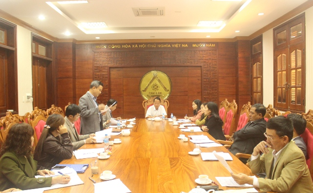 Ban Pháp chế HĐND tỉnh triển khai kế hoạch công tác năm 2018