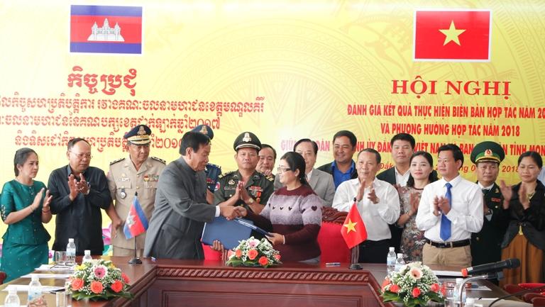 Ban hành Kế hoạch hoạt động thông tin đối ngoại tỉnh Đắk Lắk năm 2018