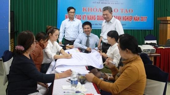 Đắk Lắk tạo lập môi trường cho khởi nghiệp