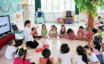 Chính sách cho giáo dục mầm non: Niềm vui trong xuân mới
