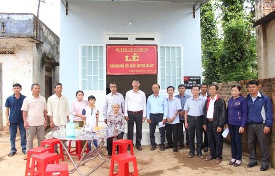 Sức lan tỏa từ việc thực hiện Chỉ thị số 05-CT/TW của Bộ Chính trị ở Đảng bộ huyện Cư Kuin