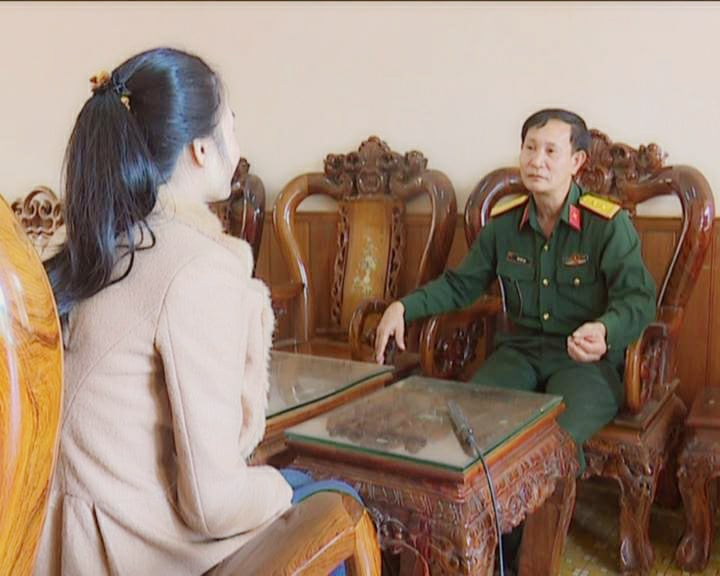 Phỏng vấn trao đổi về công tác tuyển quân năm 2018, sẵn sàng cho ngày giao quân tại huyện Lắk