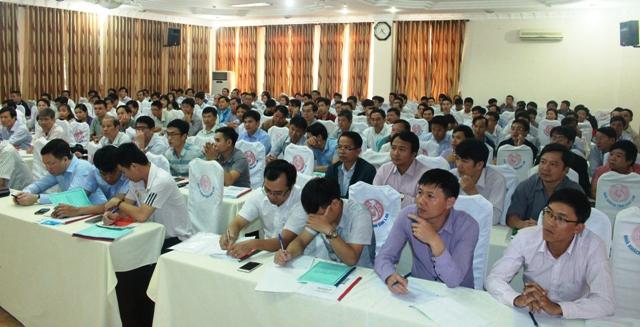 Hơn 200 học viên tham dự lớp đào tạo hành nghề hoạt động đấu thầu