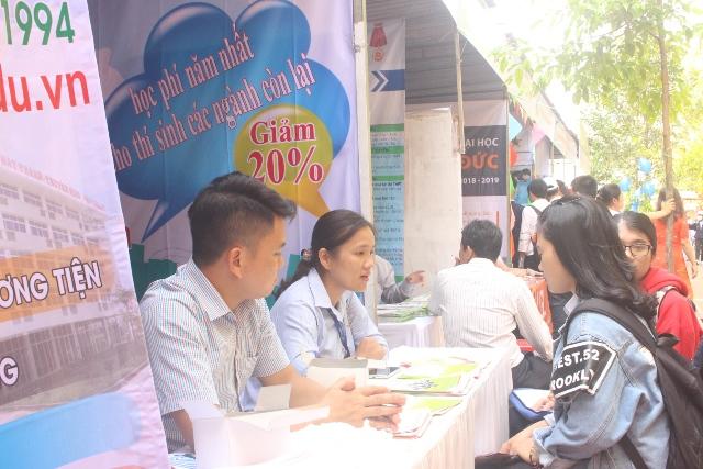 Tư vấn tuyển sinh - hướng nghiệp năm 2018 tại Đắk Lắk