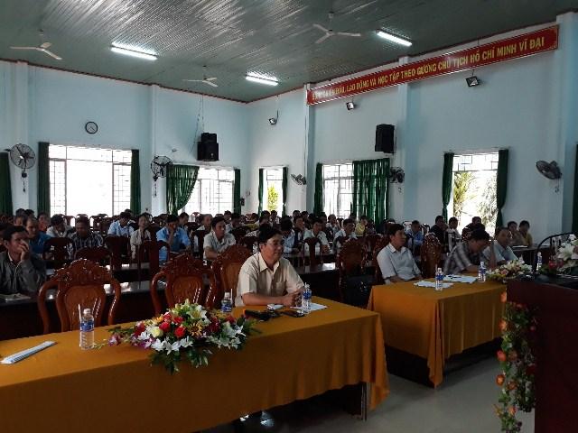 Huyện Lắk khai mạc lớp bồi dưỡng bí thư chi bộ và cấp ủy cơ sở đợt II, năm 2018