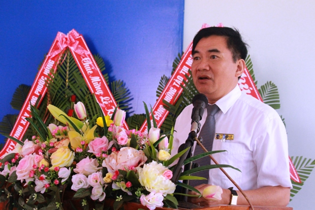 Huyện Krông Năng đưa vào sử dụng Bộ phận tiếp nhận và trả kết quả hiện đại